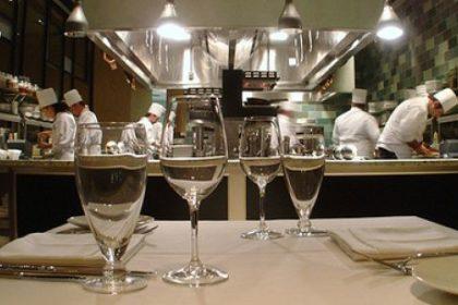чистота и гигиена в ресторане