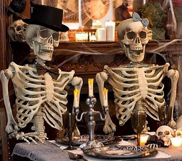 Хелловін в ресторанах ідеї від поссектор