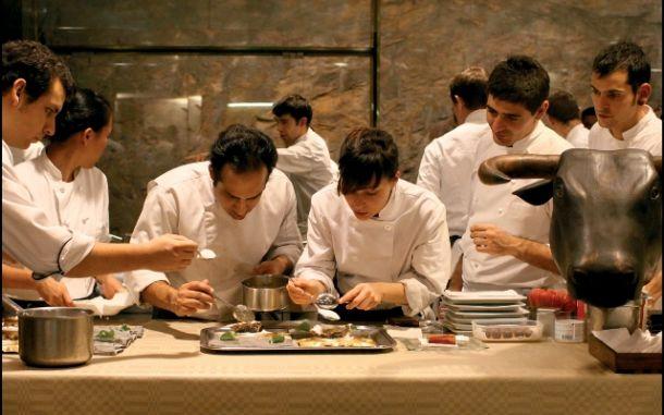 команда коллектив ресторана
