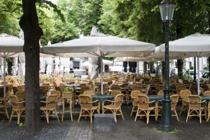 Программа для летних кафе POS Sector