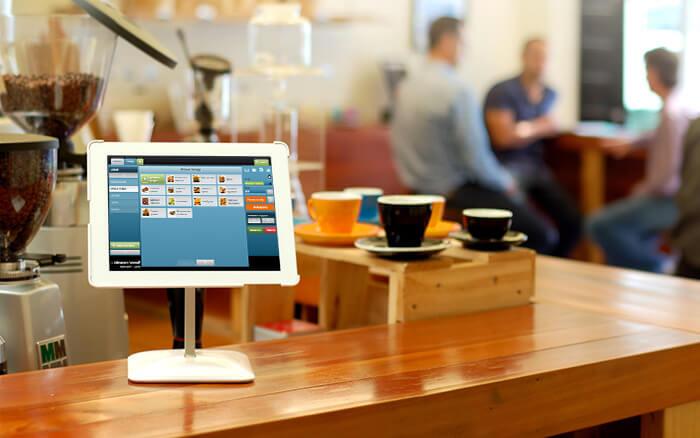 Совсем скоро, программа для кафе POS Sector на Android