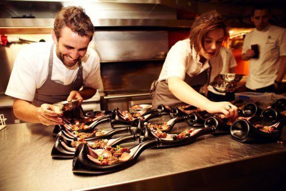 Управление небольшим рестораном