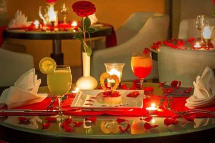 идеи для ресторана в День Святого Валентина