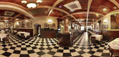 Фото для сайту ресторану, або Віртуальний 3D-тур від Google