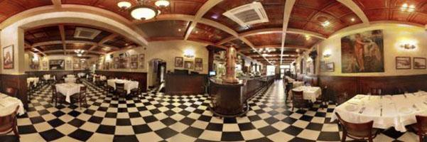 Фото для сайта ресторана или Виртуальный 3D-тур от Google