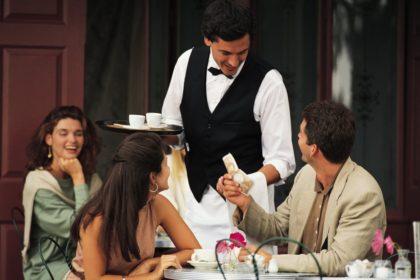 Простые советы для официантов. Повышаем качество обслуживания.