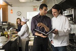 Инвентаризация ресторана- учет на кухне