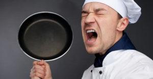 Инвентаризация склада ресторана - шеф повар
