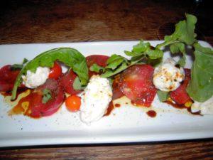 увеличить посещаемость в ресторане-салат из овощей
