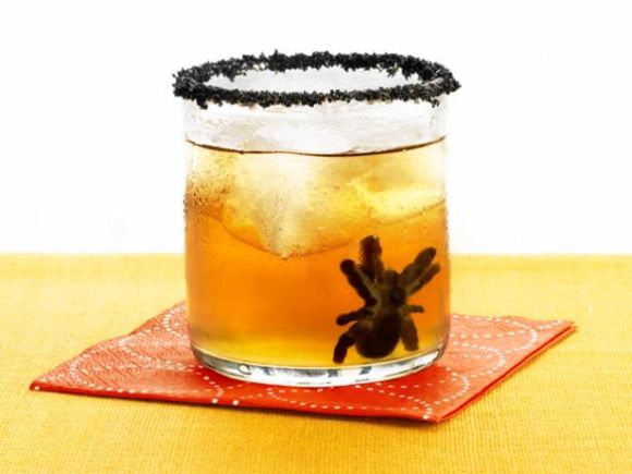 Идеи для празднования Хэллоуина в ресторане -коктейль