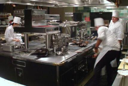 Управление небольшим рестораном- кухня