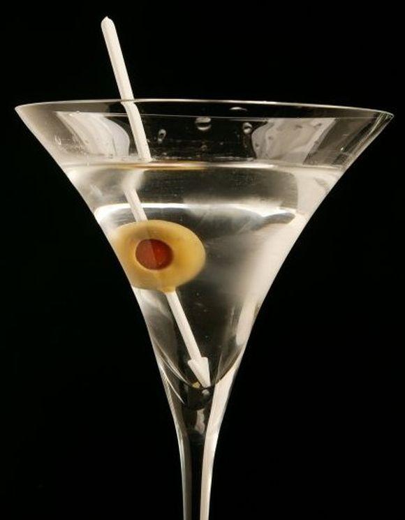 Лучшие коктейли этого лета - мартини