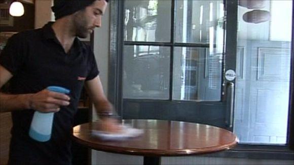 Управление небольшим рестораном- помощник официанта