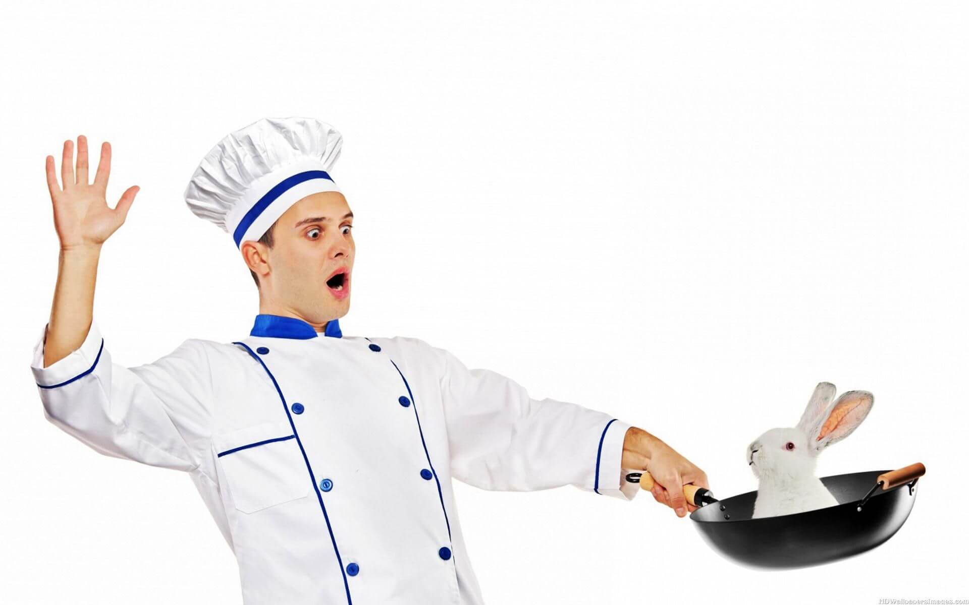 Реклама и продвижение ресторана - повар