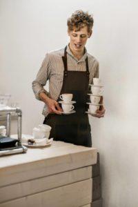 Советы для официантов- бариста