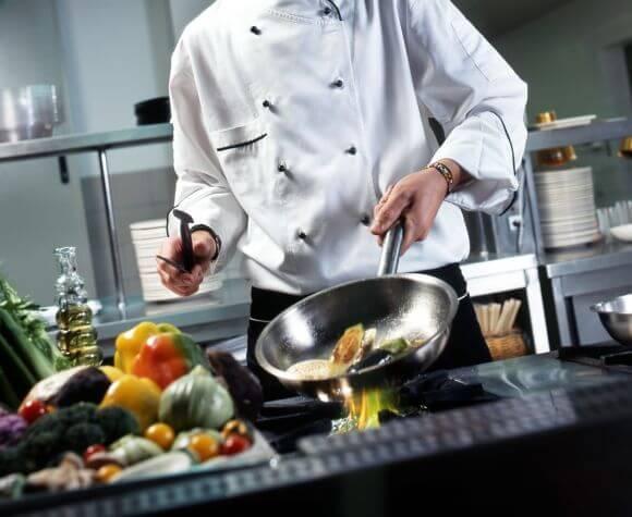 Управление небольшим рестораном- Шеф-повар