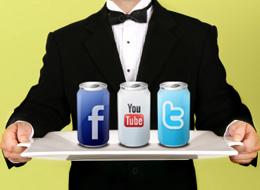 Реклама і просування ресторану — соціальні мережі
