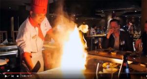 Продвижение ресторана на YouTube - повар