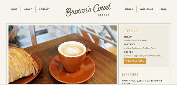 Продвижение вебсайта ресторана в интернете - страница