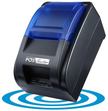 Bluetooth чековый термопринтер 58 мм