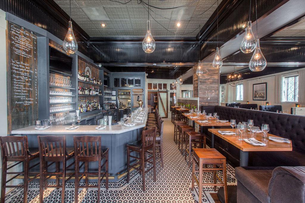 Актуальные тренды в ресторанном дизайне интерьеров