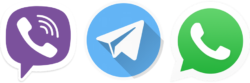 viber-telegram-whatsup-250x83