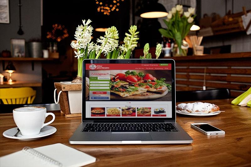 6 помилок в оформленні сайту ресторану, через які ви втрачаєте гроші